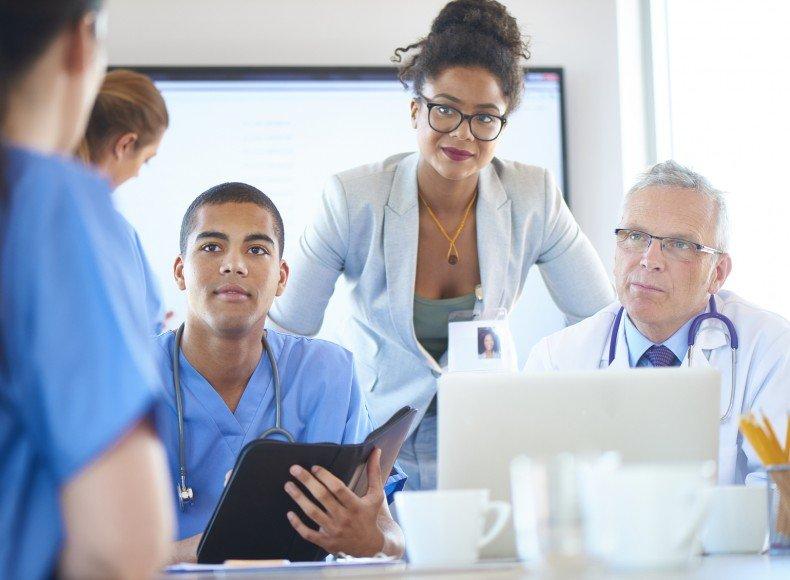 heathcare business training